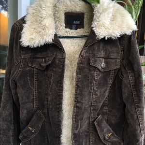 🌻🍂a.n.a corduroy jacket
